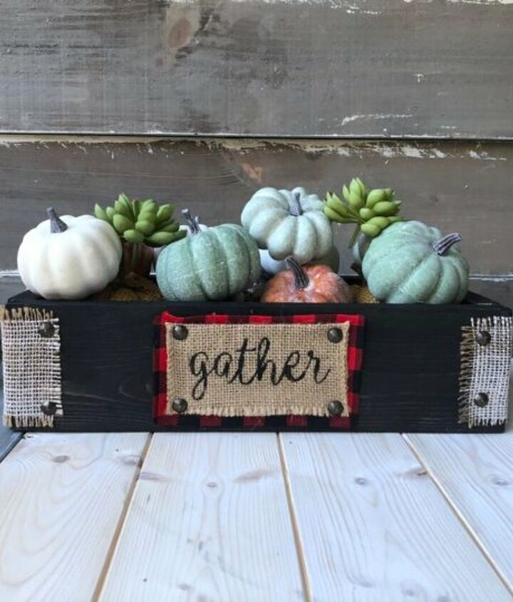 s is the farmhouse trend over 15 projects that will make you say no, These boxes that double as decor