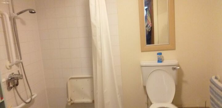 q how to improve a wet room
