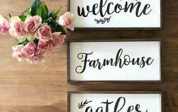 DIY Your Own Farmhouse Signs the Easy Way