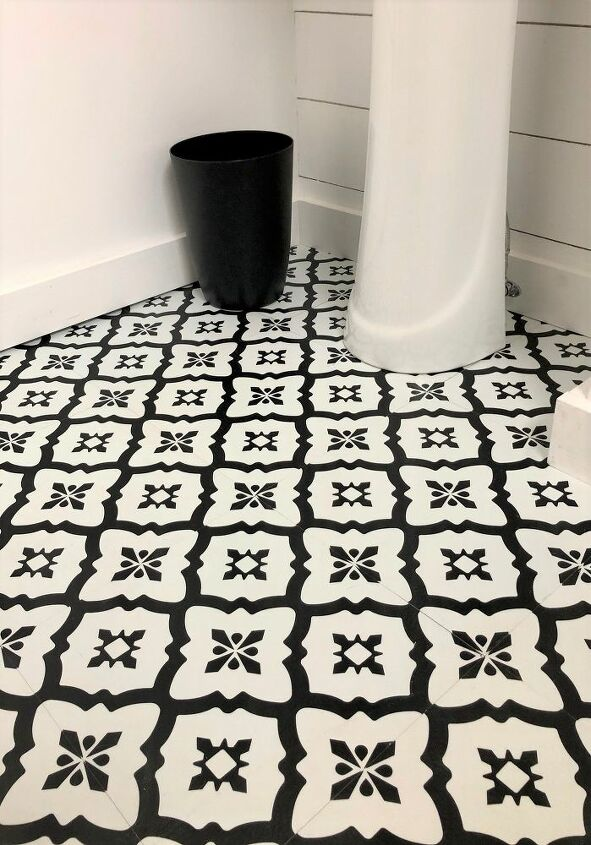 5 easy steps to lay a vinyl tile floor