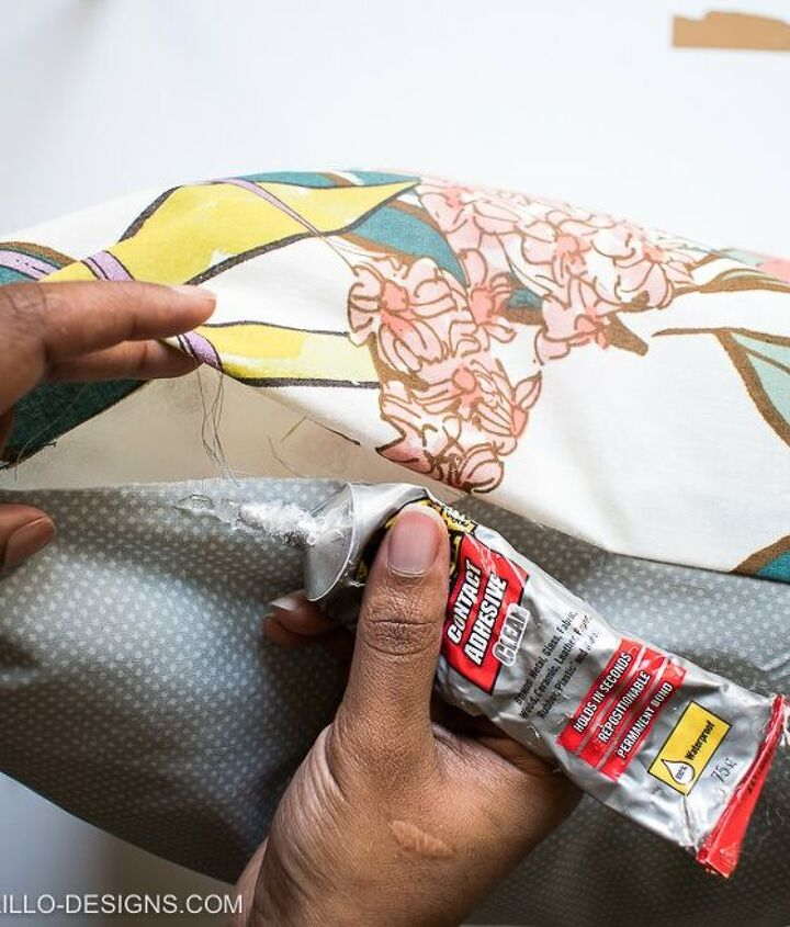 no sew floor cushions
