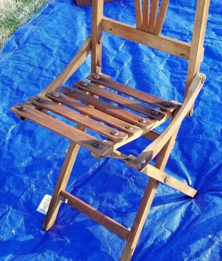 salty beach chair