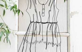 Creating Beautiful Wire Wall Art