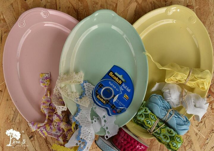 fun way to enjoy your oval platters for easter