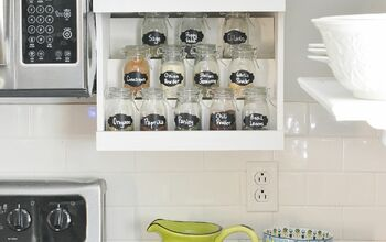 16 DIY Spice Rack Ideas to Reorganize Your Kitchen Storage