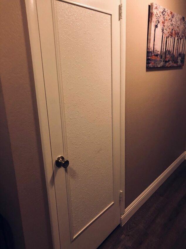 q improve the look of interior doors