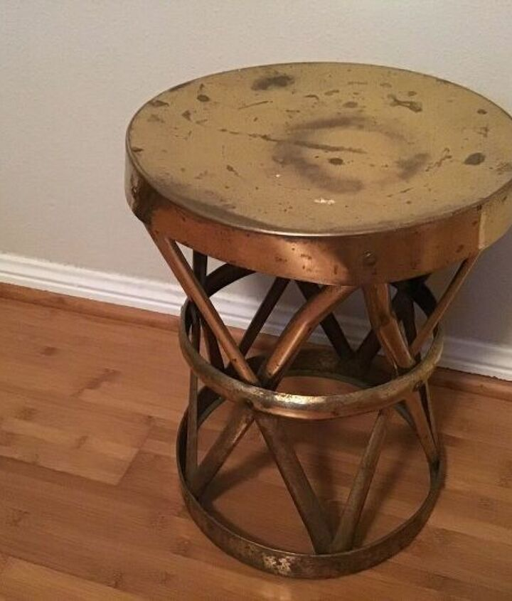 q how can i spruce up this 16 tall accent piece