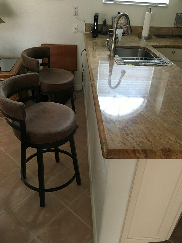 How To Extend My Kitchen Counter To A Breakfast Counter