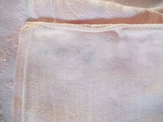 how to get permanent marker out of linen