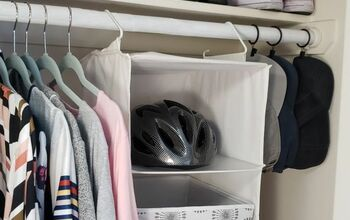 Small Closet Organizing Tips & Ideas