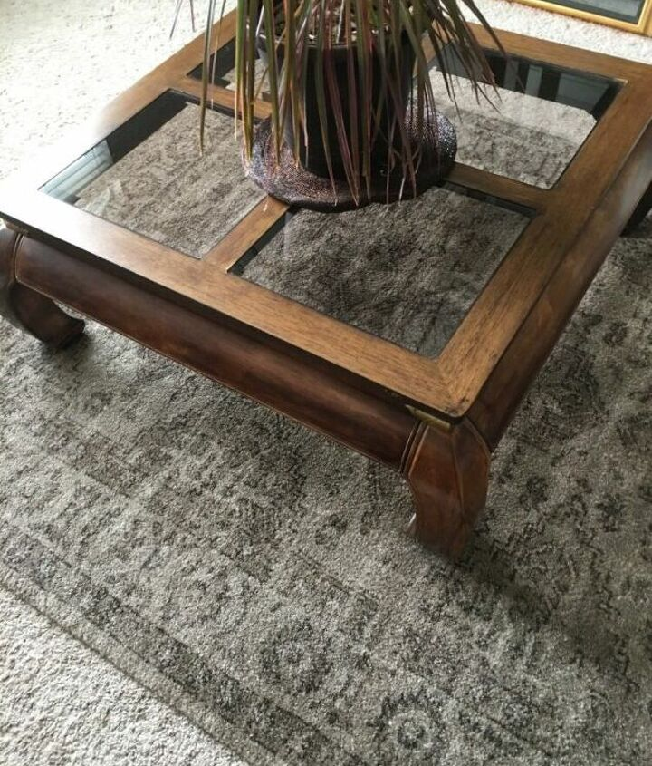 q what is the best way to redo this table for a sunroom