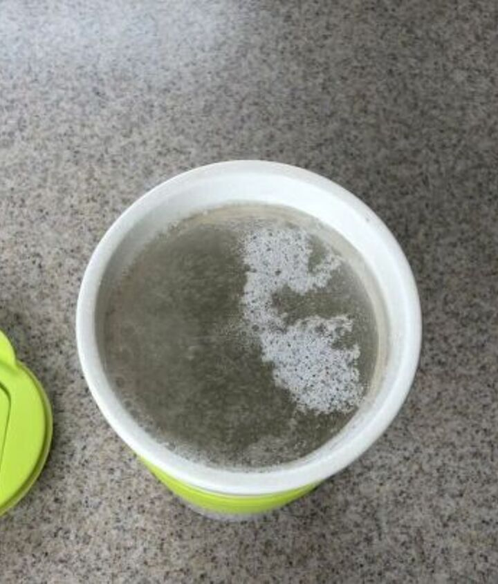 removing tough and odd stains