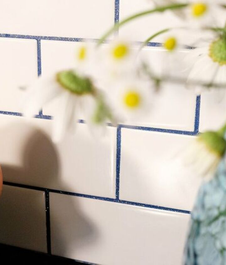 s diy subway tile, Seal your subway tiles with Glamorous Grout