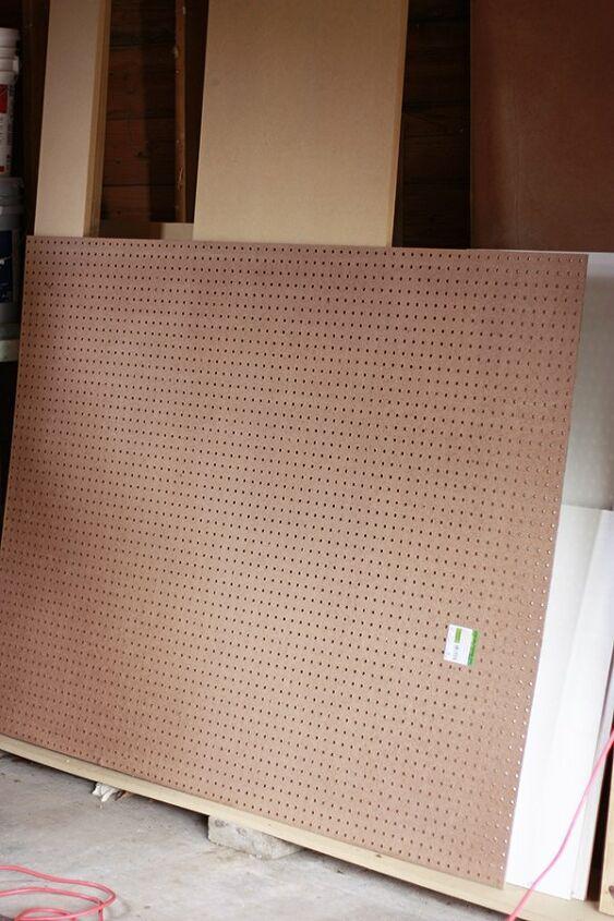 oversized peg board