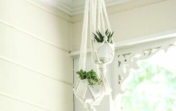 Macrame Plant Hanger That Will Jazz Up Your Home Decor