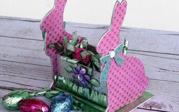 Bunny Treat Box Table Favor