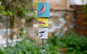 Songbird Upcycled Wind Chime