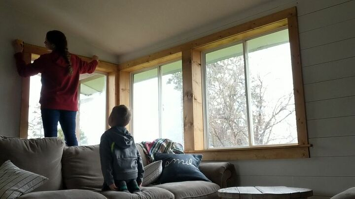 diy curtain rod extra large and kid proof