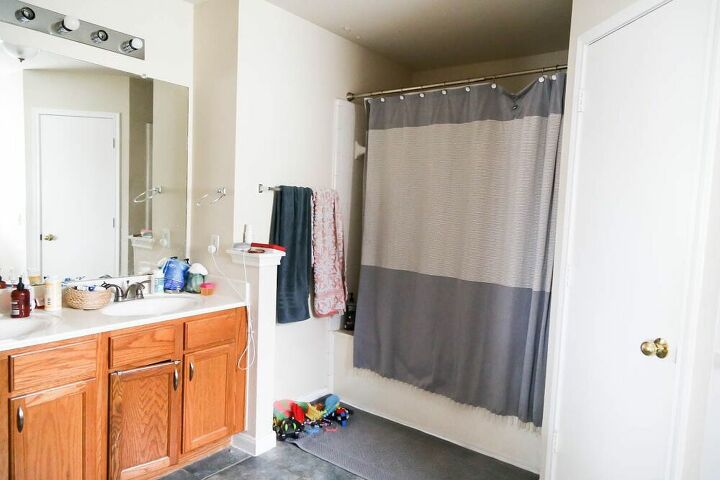diy cedar lined bathroom ceiling