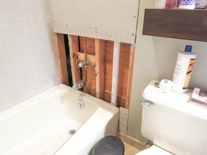 how to install bathroom wall tile