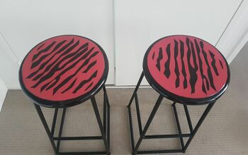 Twisted Sister Sass - Bar Stools