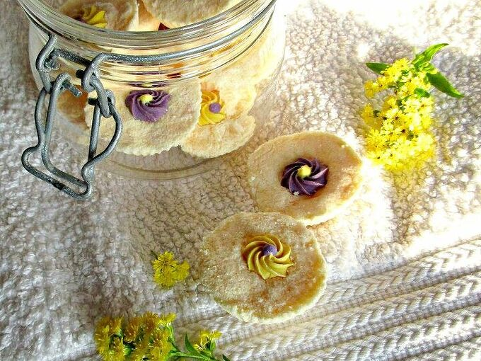 how to make gorgeous homemade bath fizzes