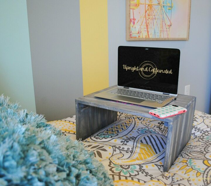 diy laptop table