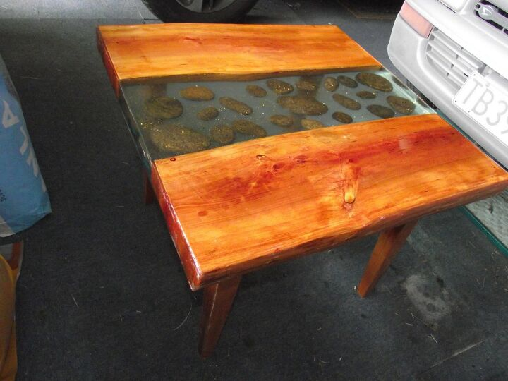 Epoxy Resin Table DIY