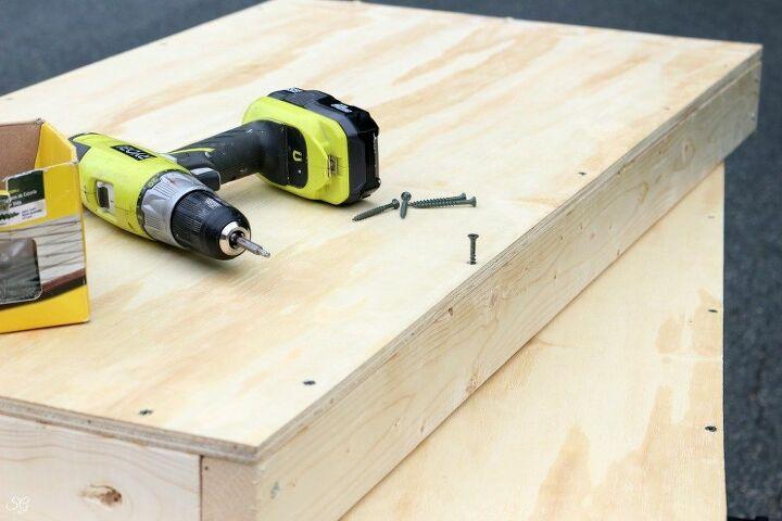 make your own cornhole boards