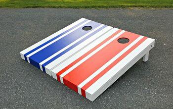 Make Your Own Cornhole Boards!
