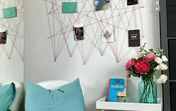 10'  Elastic Wall Picture Holder