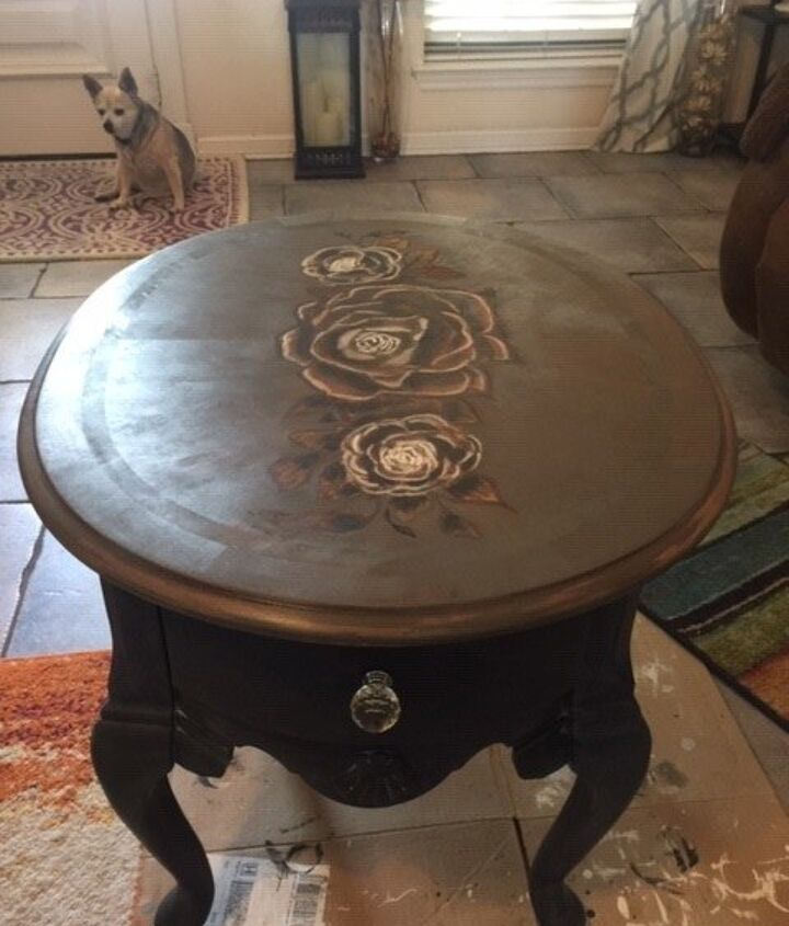 paint with stain