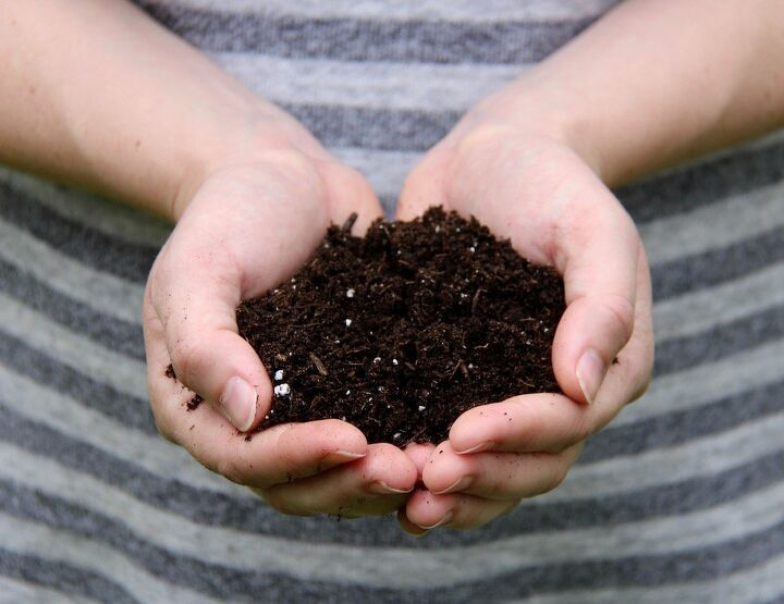 how to make your own diy potting soil
