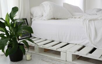 12 Striking Pallet Bed Projects for the Perfect Night's Sleep