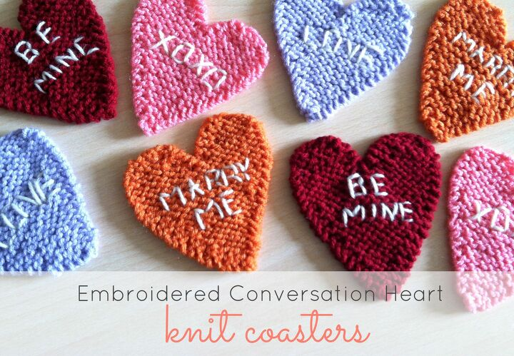 s embroidery ideas, Make Gorgeous Hearts with Embroidery