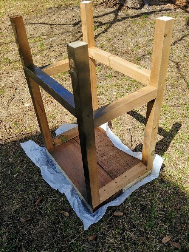 free ish pool bar stool