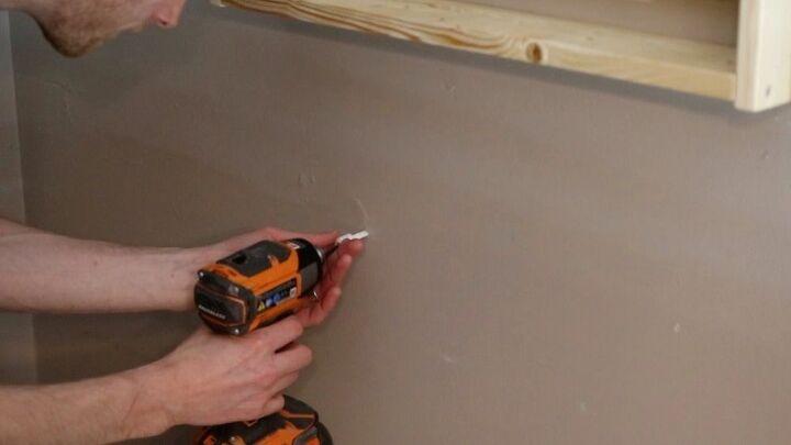Installing Drywall Anchors