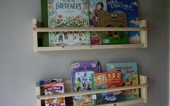 Kids Wall Bookshelf