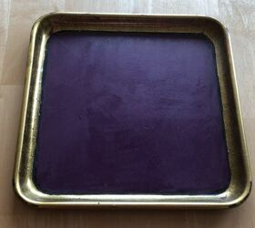 How To Make A Metal Tray Upcycle For Multi Use Diy Hometalk