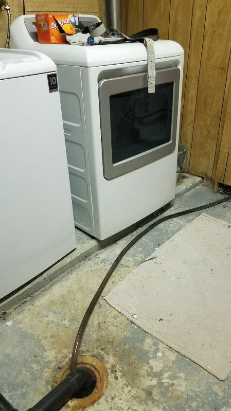 q what to do with this laundry room