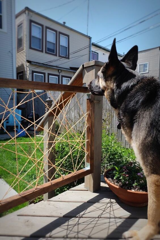 updated super hip dog gate diy