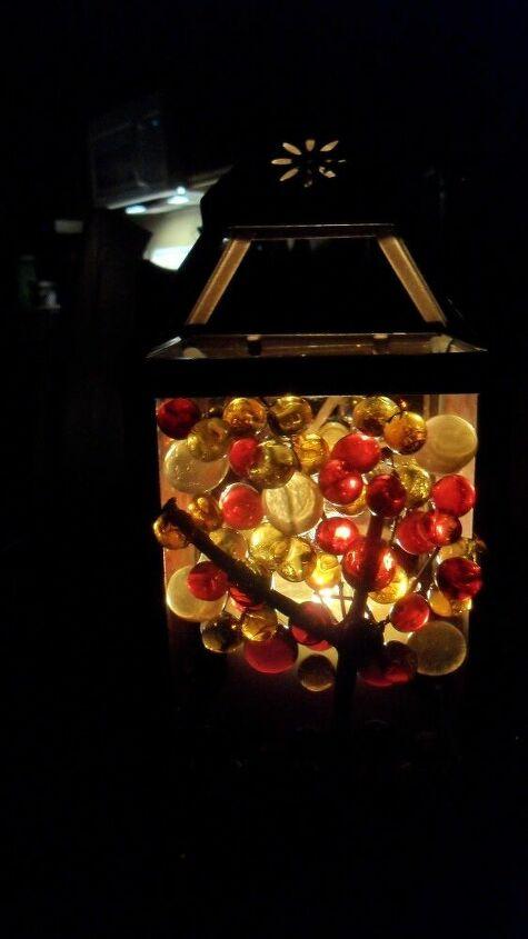 decorative lantern idea