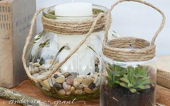 Home and Garden Decor Inspiration: How to Make a Breathtaking Lantern