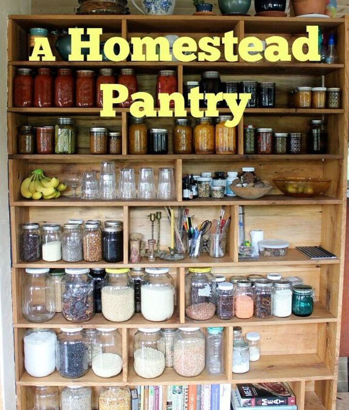 Homesteading Pantry