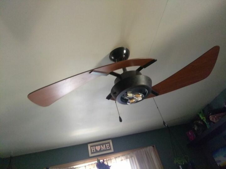 q ceiling fan ideas needed
