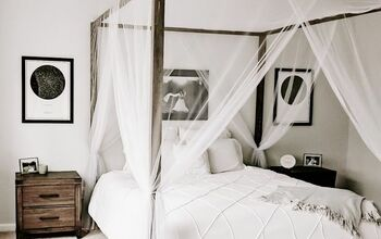 DIY Canopy Bed Plans