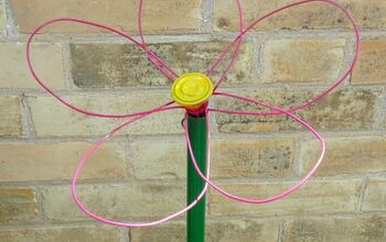 How to Make Repurposed Whisk Flowers
