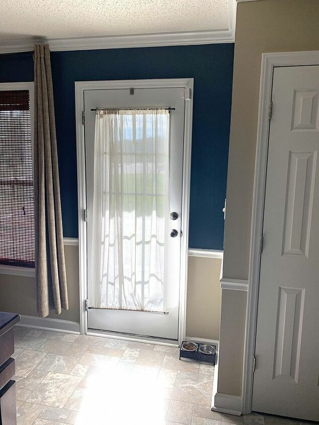 frosting window to increase privacy but keep the natural light