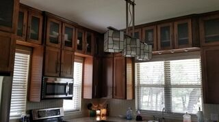 q kitchen fix lights decor etc help