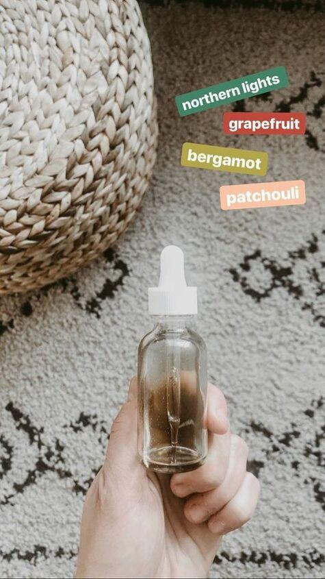 essential oil car air freshener